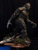 Bigfoot by Blairsculpture