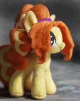 Adagio Dazzle (Painting from ref) by Cannibalus