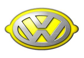 VW Lemon Logo by mainmission