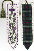 Scottish Thistle Bookmark by Pegasi1978