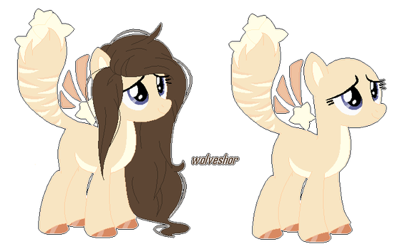 |MLP| Star Trailers Adopt Open by TuncHawk