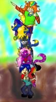 Climb to the Top by Syarc