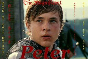 Peter Pevensie by AragornofRedwall