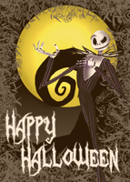 Happy Halloween by Akebashi-chan