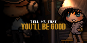Banner | Be good by Foundest