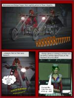 Bats in Harley's Belfry pg. 1 by TheSistersofMercy