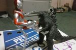 Ultraman vs Godzilla pt 17 by UruturamanZenith