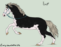 Horse Adoptable - SOLD by Horse-Emotion