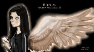 Helpless: Promotional Art *Regina Angelium II* by Erlance