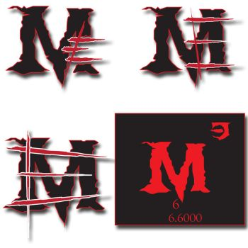 Logo idea's for a local Metal Band by BTD55