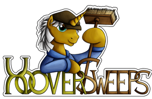 Con Badges - Hoover Sweeps by jamescorck