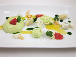 Avocado - Citrus, White Chocolate, Cilantro by TheSilverChef