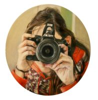 Hira and camera in Pastels by xxx-ellie