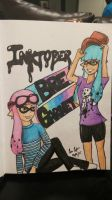 SPLATOON (colored) by AniCreeations