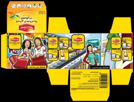lipton special edition packs 2 by abusalah