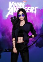 Kate Bishop by MeTaa