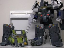 PROJECT-''B.A.T.T.L.E.S.C.A.R.S'' FORTRESS MAXIMUS by forever-at-peace