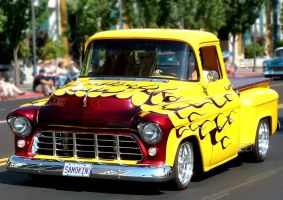 One Bad Chevy by hardart-kustoms