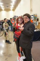 Harley and the Doctor by LolitaLibrarian