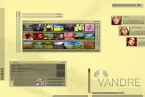 Vandre A New O.S. by Mxser