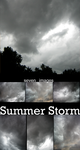 Summer Storm by wyldangel-stock