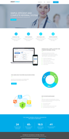 One Page Urgentl Consult V1 by degraphic