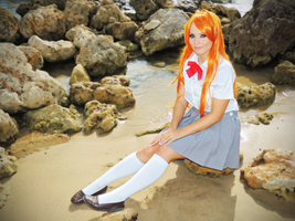 Orihime by TheWitchNamine