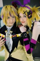Vocaloid: Devilish Pranksters by jjkou