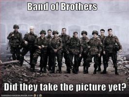 My Band of Brother Humor by RascalFlattsBaby8908