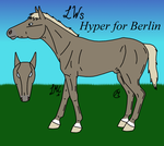 LWs Hyper for Berlin by kagetora4ever