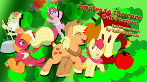 Apples to the Core! by philsterman