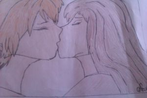 Romione Kissing by ceri1306