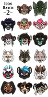 Icon Batch 2 by Chipo-H0P3