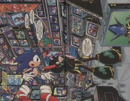 The Multiverse of Sonic the Hedgehog! by RocketSonic