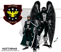 Nocturnas Revised, size scale by skywarp-2