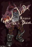 Morgrond Bloodtooth by Lexi-Rae