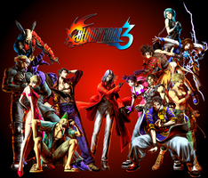 Bloody Roar 3 group by GIOVANNIMICARELLI