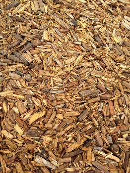 Wood Chips Texture: even closer by staffdancer