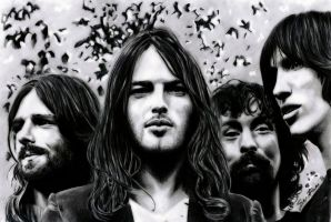 Pink Floyd by SimoneFiani