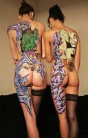 Body Art by Morganodsr