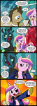 Cadance Vs. the world by CSImadmax