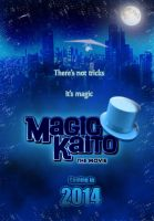 Magic Kaito - The Movie by JaviDLuffy
