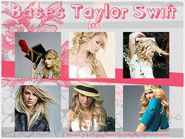 Taylor Swift 100 Bases by missillusionworld