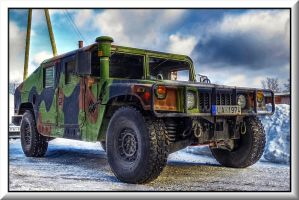 Hummer... by Yancis