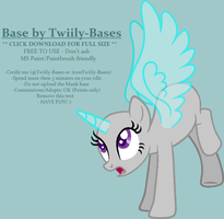 MLP Base 261 - How Do These Work by Twiily-Bases