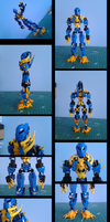 bionicle:xeno by CASETHEFACE