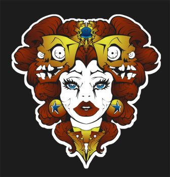 Voodoo Mama by RougeSpark