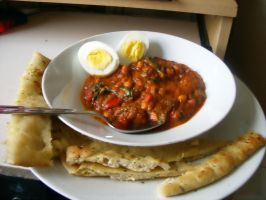 Egg and Soliders Curry by Justonemorewonthurt