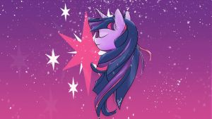 Twilight Sparkle by BubblesArts