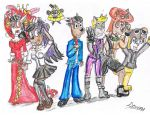 Triper Halloween 2014 by Cartoontriper